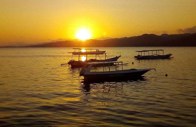 Wisata di Lombok, Gili Gede