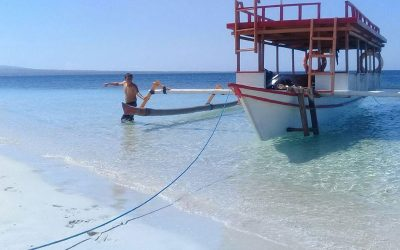 Destinasi Wisata di Lombok, Pantai Seger Lombok