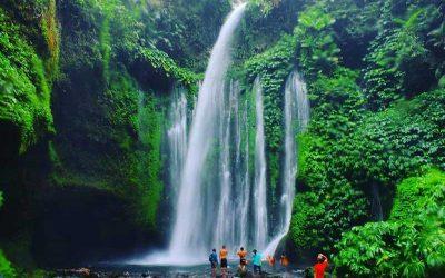 Wisata di Lombok, Air Terjun Sendang Gile