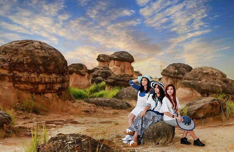 Pesona Bukit Jamur Gresik