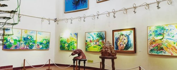 First Gallery Affandi
