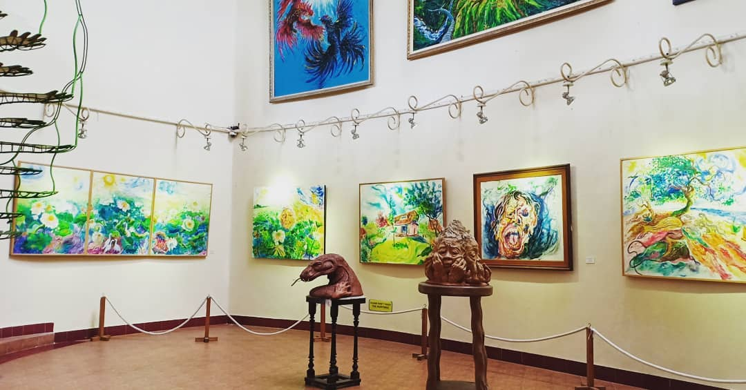 First Gallery Affandi