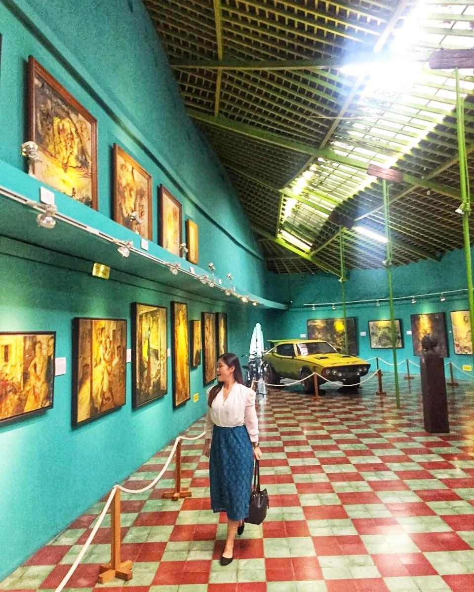Affandi Museum Mitsubisi1970