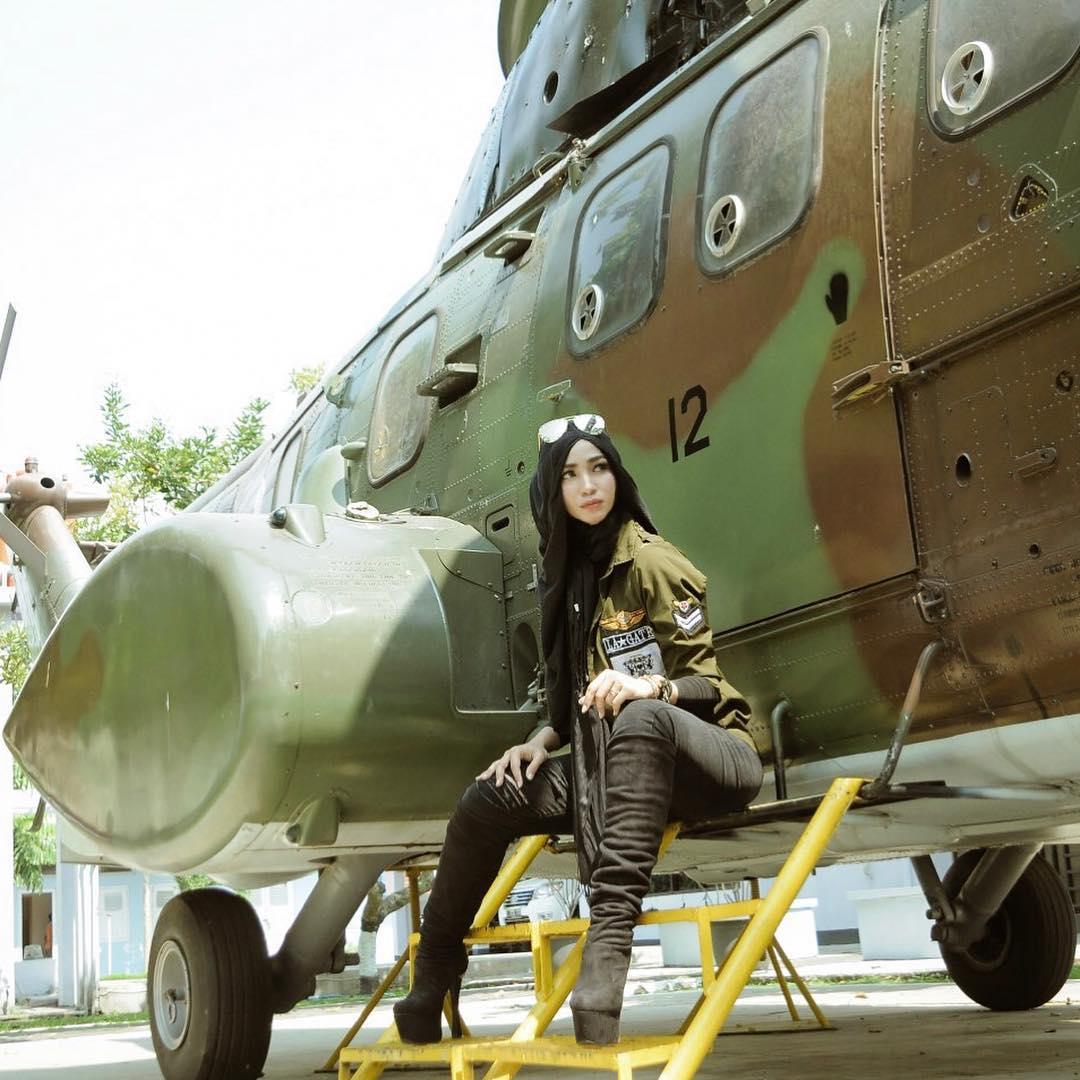 Helikopter Museum Dirgantara Mandala