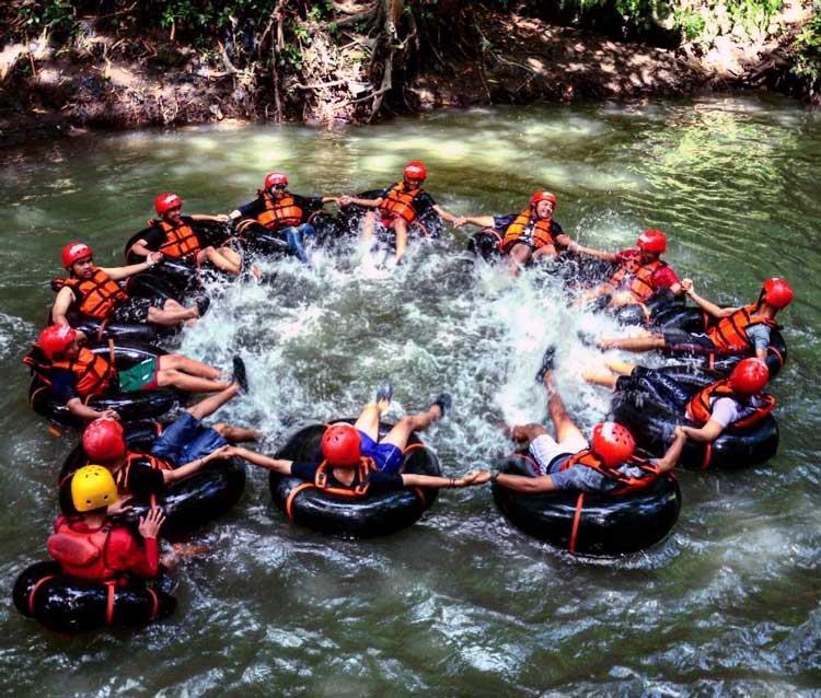 Karst Tubing Sedayu Serunya Menyusuri Tempat Hits Baru Di Jogja