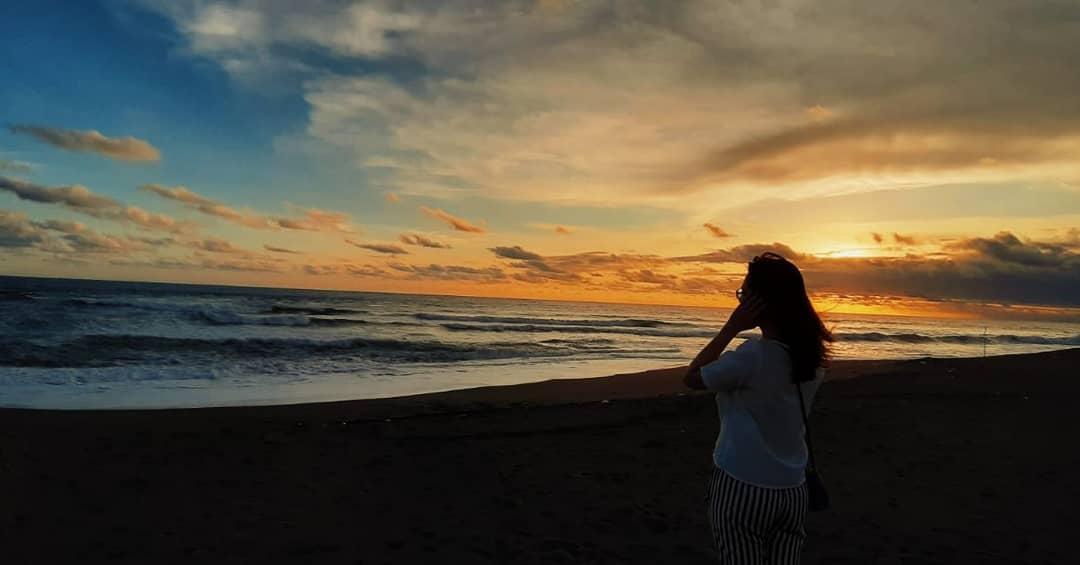 Pantai Samas yang Menawan